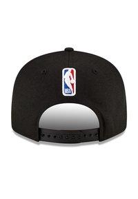 New Era - NBA20 CITY OFF 9FIFTY SNAPBACK CLEVELAND CAVALIERS - Cap - schwarz - 1