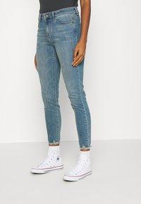 Ivy Copenhagen - ALEXA ANKLE WASH RIVA - Jeans Skinny Fit - denim blue - 0