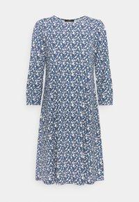 NOVELI - Jersey dress - blau