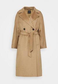 WEEKEND MaxMara - RESINA - Classic coat - kamel - 0