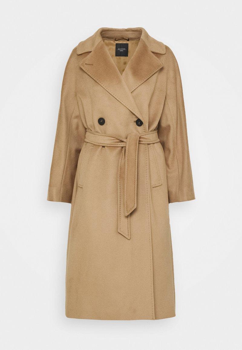 WEEKEND MaxMara - RESINA - Classic coat - kamel