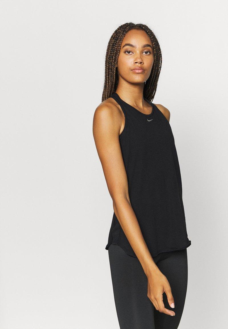 Nike Performance - AEROADAPT TANK - Camiseta de deporte - black