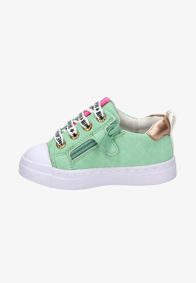 Baby shoes - groen