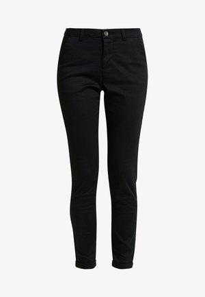 KAJANAH PANTS - Bukse - black