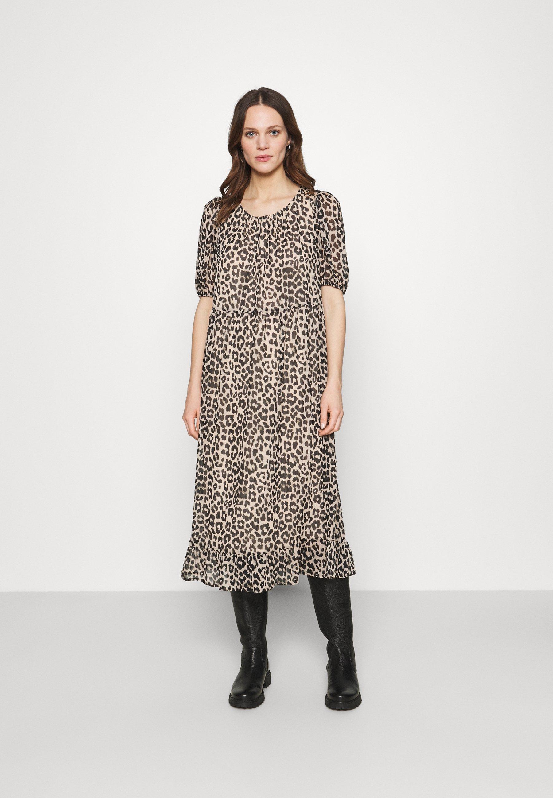 Women SLFTILDA MIDI DRESS - Day dress