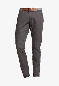 Esprit Collection - Chinos - dark grey - 4