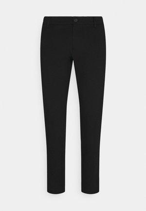 PRINCE PANTS - Trousers - black