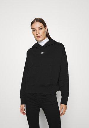 MACE HOODY - Sweatshirt - black