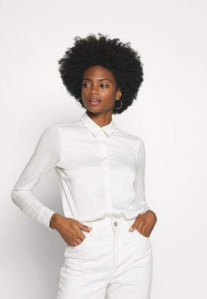 XIPPE - Button-down blouse - off-white