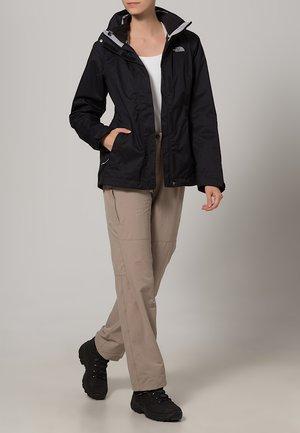 W EVOLVE II TRICLIMATE JACKET - EU - Hardshell jacket - black