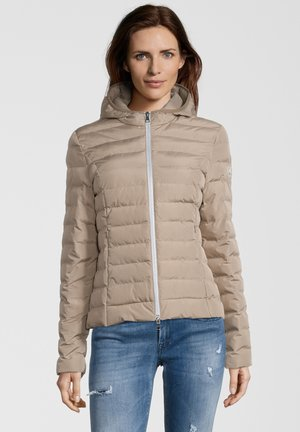 BERGEN UP - Winter jacket - sand