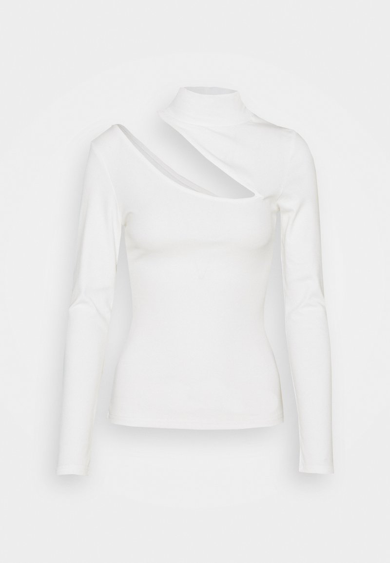 Fashion Union - MORINE - Long sleeved top - white
