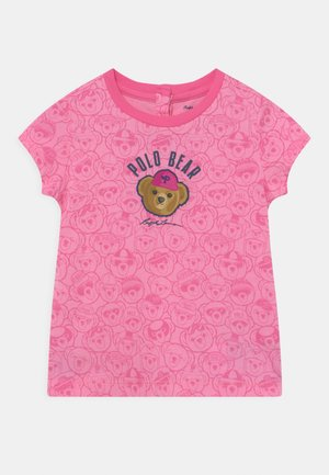GRAPH  - Print T-shirt - pink
