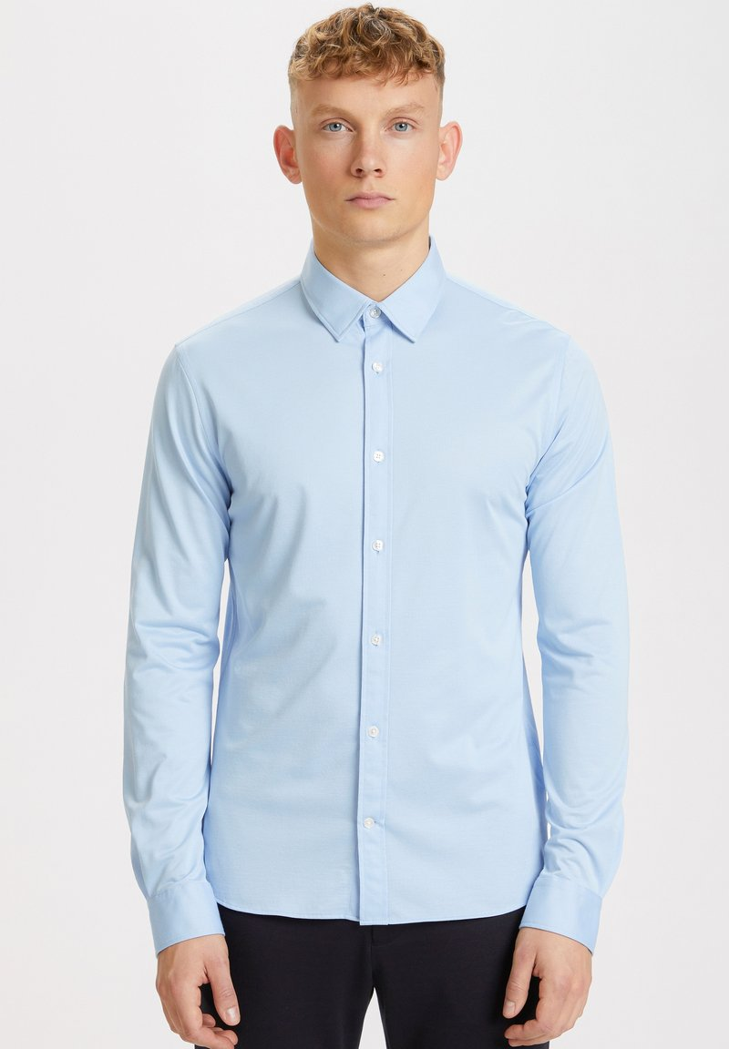Matinique - MATROSTOL - Camicia elegante - chambray blue