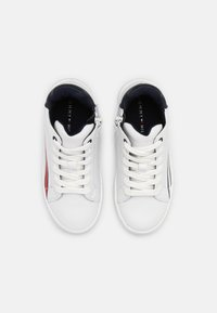 Tommy Hilfiger - High-top trainers - white/blue - 3