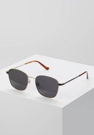 Sunglasses - gold-coloured/black/grey