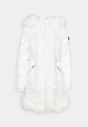 Winter coat - white