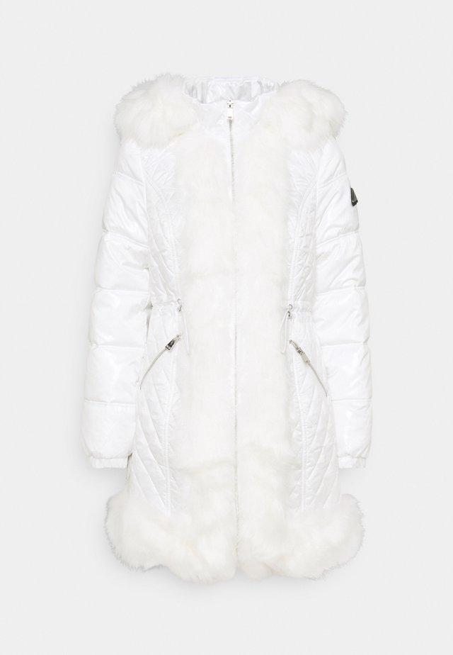 Cappotto invernale - white