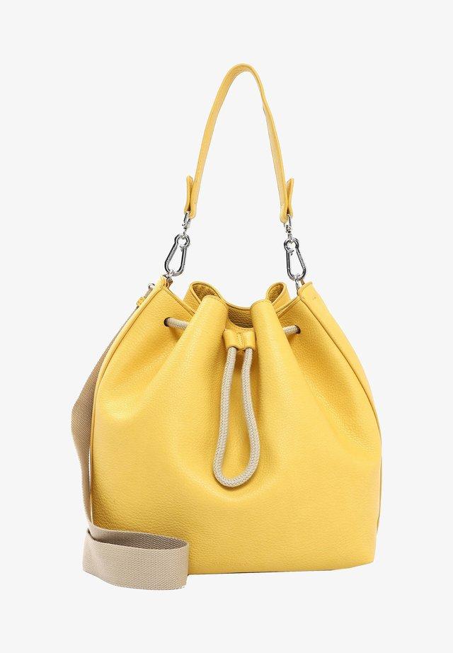 MADDY  - Käsilaukku - yellow