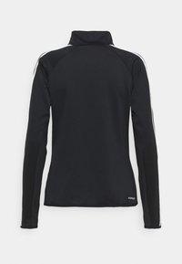 adidas Performance - Veste de survêtement - black/white - 1