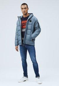 Pepe Jeans - PERCY - Zimní bunda - steel grey - 1