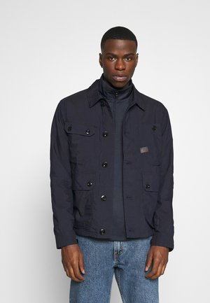 FIELD - Summer jacket - rinsed