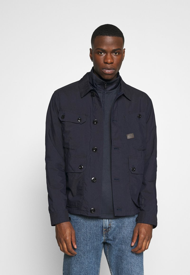 G-Star - FIELD - Summer jacket - rinsed