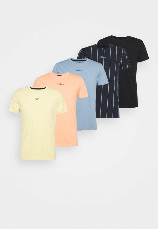 T-shirt imprimé - crew seasonal pattern