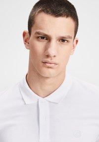 Jack & Jones - Polo shirt - white/infinity/navy - 2