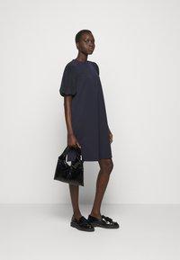 MAX&Co. - CRETA - Day dress - navy blue - 1