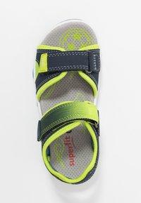 Superfit - MIKE 3.0 - Walking sandals - blau - 1