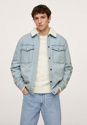 WASPY-I - Denim jacket - hellblau