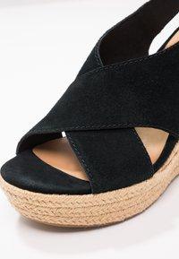 UGG - HARLOW - High heeled sandals - black - 2