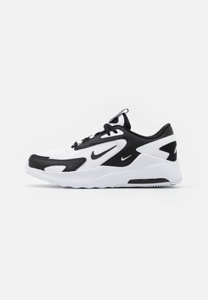 AIR MAX BOLT - Matalavartiset tennarit - white/black