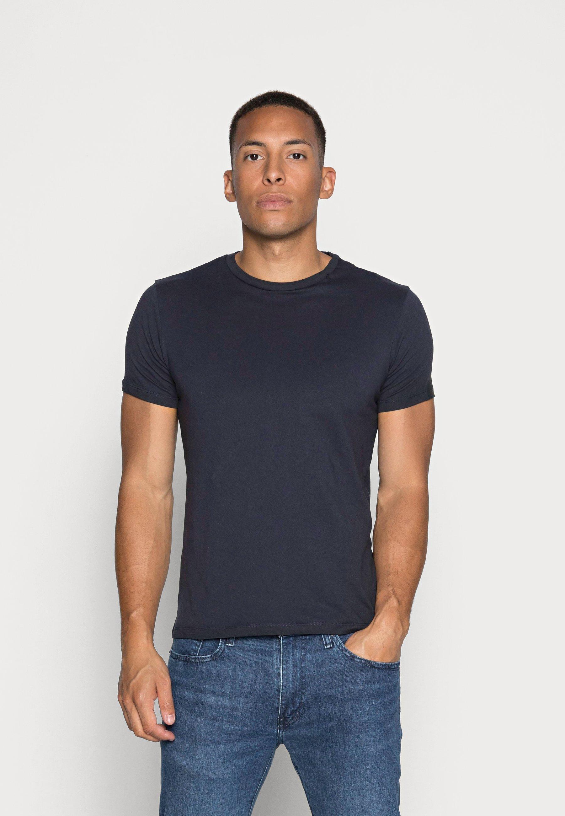 Men SHORT SLEEVE - Basic T-shirt