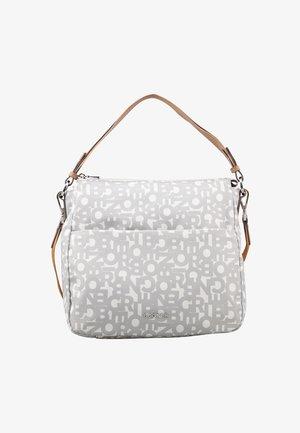 KLOSTERS EDITION ISALIE HOBO  - Handbag - lightgrey