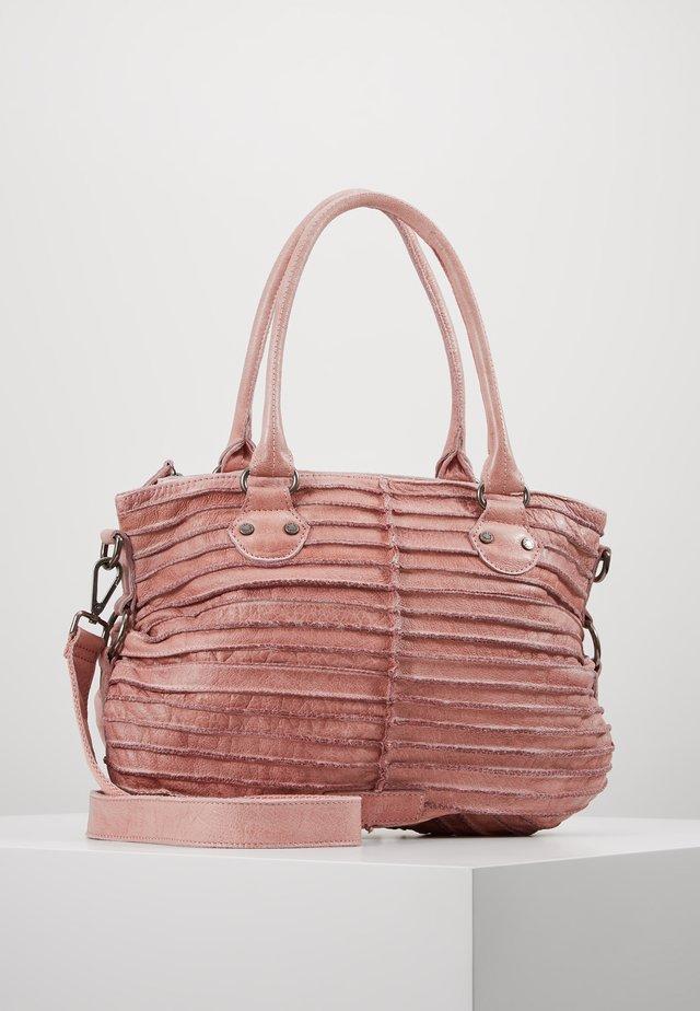 LAMELLO - Torebka - powder pink