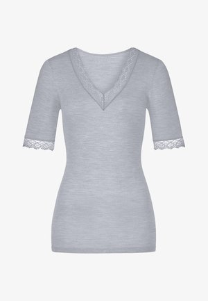 Undershirt - grey melange