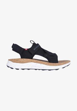 DRIVA - Walking sandals - schwarz