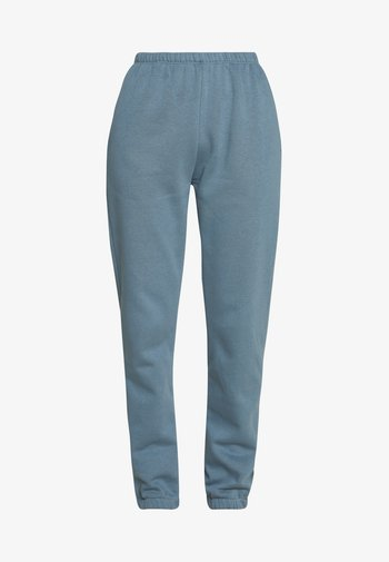 COZY PANTS - Pantaloni sportivi - blue