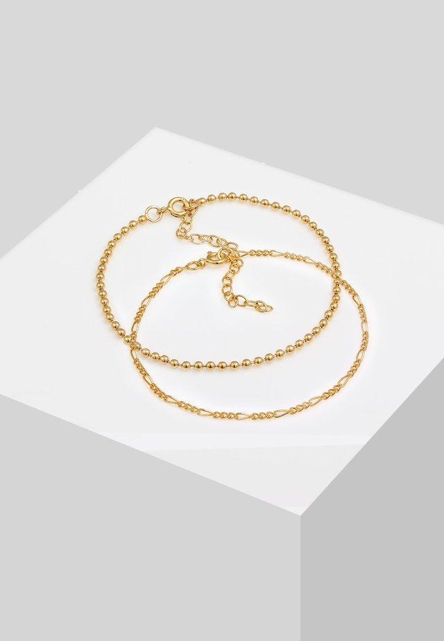 SET - Armband - gold-coloured