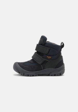 LINZ TEX UNISEX - Winter boots - dark blue