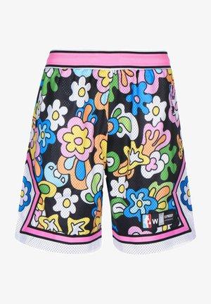 FLOWER CHILD BASKETBALL - Shorts - multi