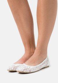 Anna Field - Ballerina - white - 0