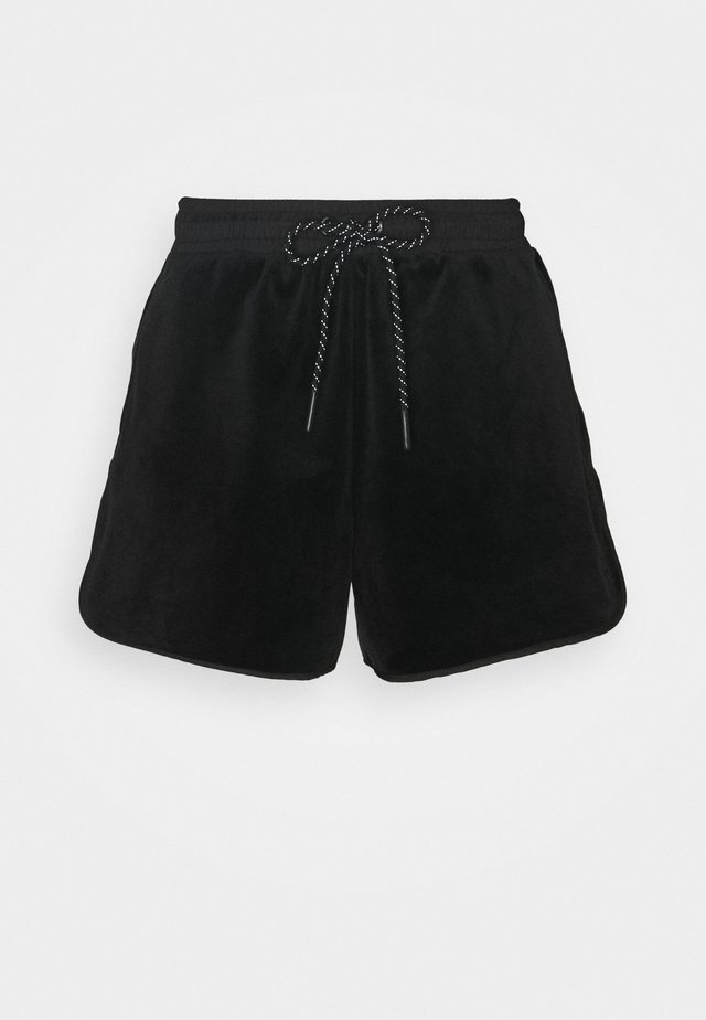 SHAYLAY - Sports shorts - black
