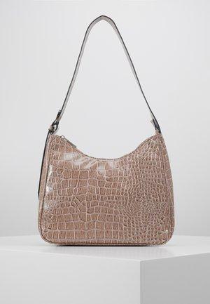 SOLID PRADISA BAG - Handbag - grey
