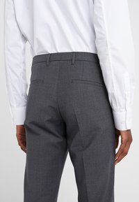 DRYKORN - PIET - Suit trousers - grey nos - 5