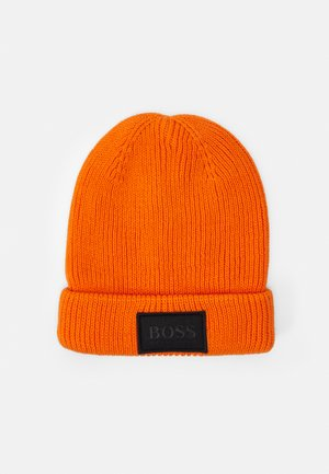 PULL ON HAT UNISEX - Beanie - orange