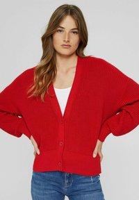 Esprit - Cardigan - red - 3