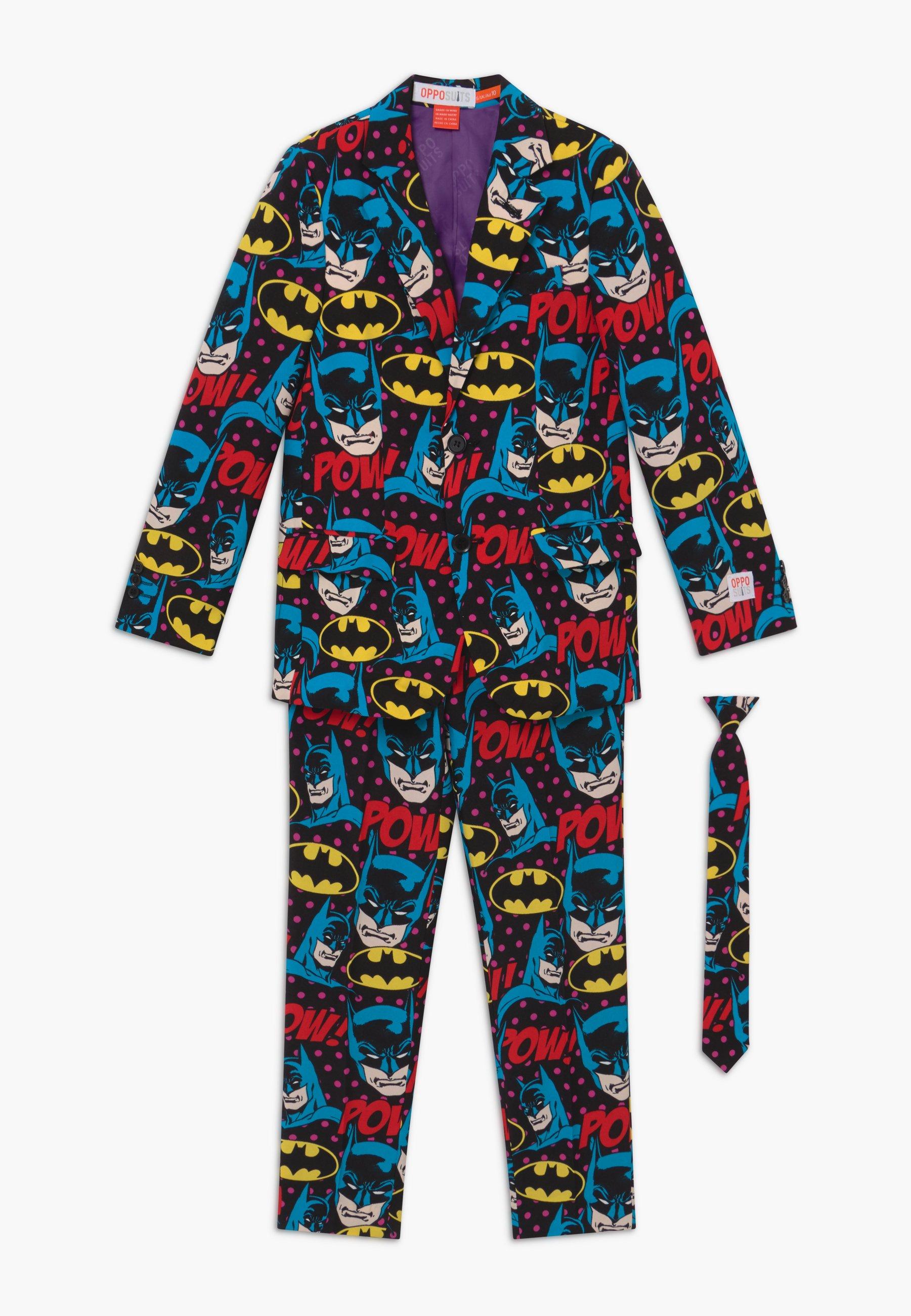 Kinder THE DARK KNIGHT™ SET - Anzug - black/blue